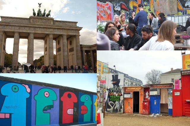 Titulok - čo vidieť v Berlíne