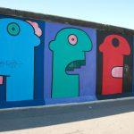 Berlínský múr - East Side Gallery
