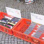 Knihy na blšáku za euro