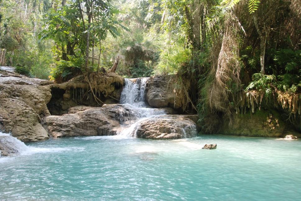laos vodopady 0