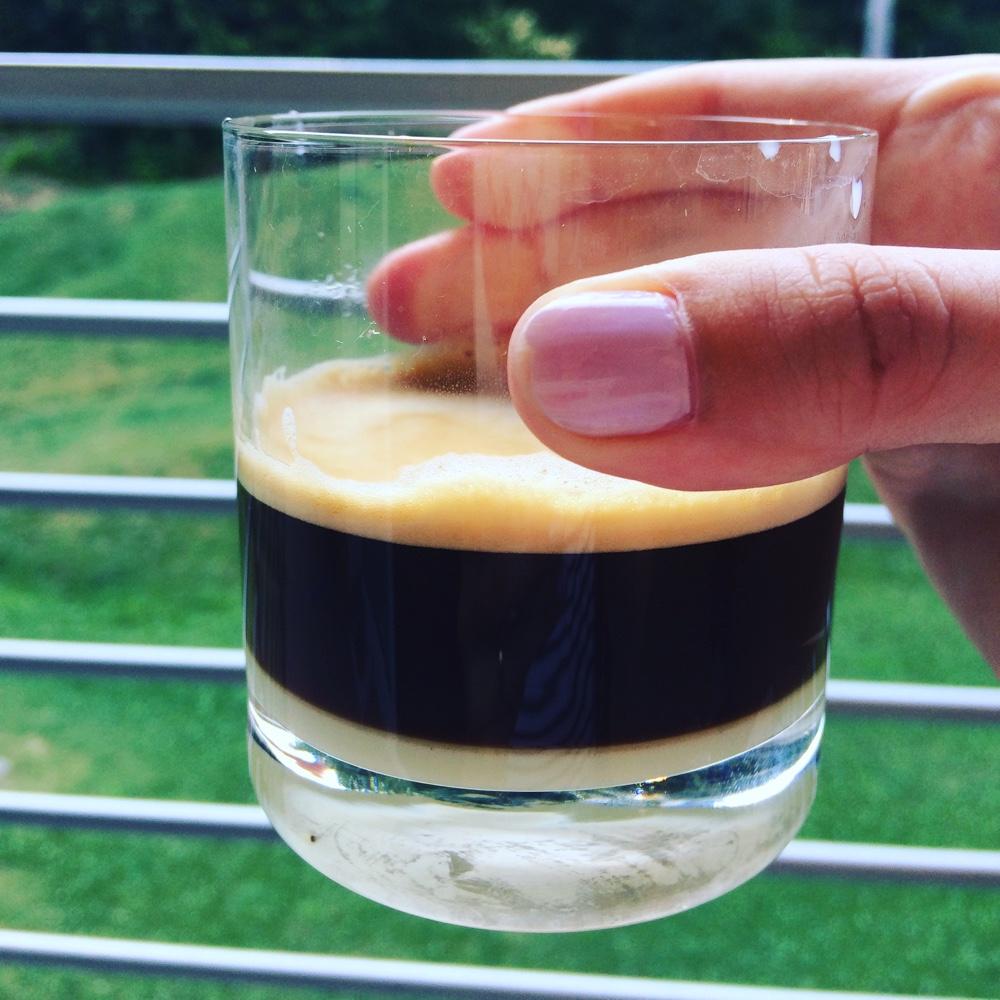 Káva so salkom, robená na Slovensku :)