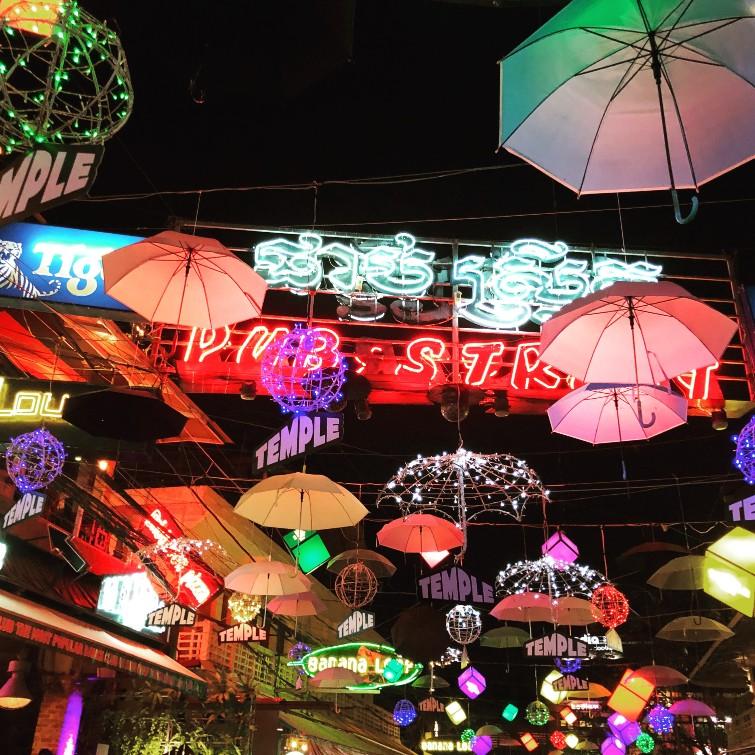 Pub Street, Kambodža