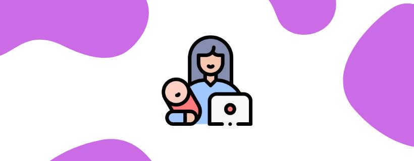 Práca na materskej
